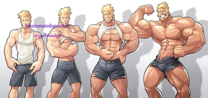 نکاتی درباره ورزش بدنسازی