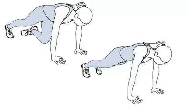 15 حرکت ورزشی برای شش تکه شدن شکم