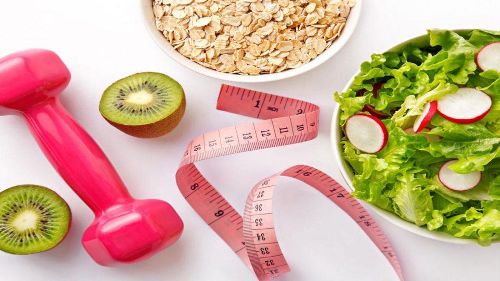 رژیم غذایی در بدنسازی